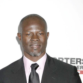 Djimon Hounsou in A Mighty Heart - New York City Movie Premiere - Arrivals