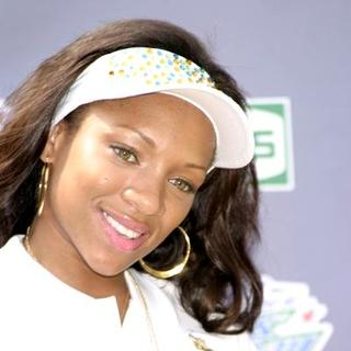 Lil Mama in 2007 Arthur Ashe Kids' Day Presented by Hess