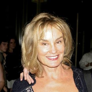 Jessica Lange in The Darjeeling Limited - New York City Movie Premiere - Arrivals