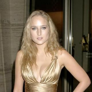 Leelee Sobieski in The Darjeeling Limited - New York City Movie Premiere - Arrivals