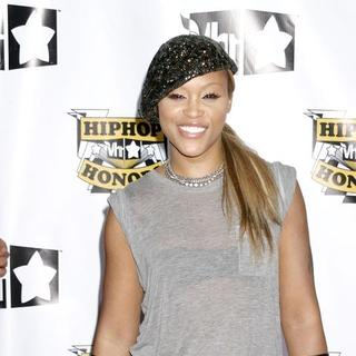 Eve in 2007 VH1 Hip Hop Honors - Arrivals - AGM-006991