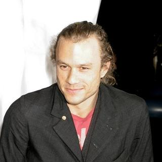 "Heath Ledger in ""I'm Not There"" New York Premiere Presented by The Cinema Society, Hogan and L'Oreal - Arrivals - AGM-007530"