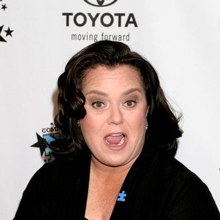 "Rosie O'Donnell in Comedy Central and The Daily Show's ""Night of Too Many Stars: An Overbooked Concert"""