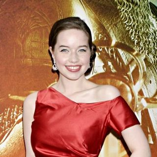 "Anna Popplewell in ""The Chronicles of Narnia: Prince Caspian"" New York City Premiere - Arrivals - AGM-008720"
