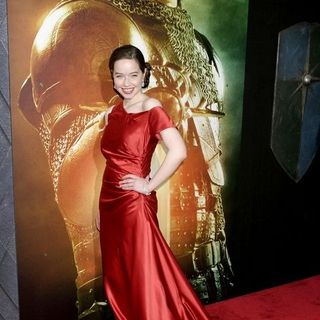 "Anna Popplewell in ""The Chronicles of Narnia: Prince Caspian"" New York City Premiere - Arrivals"