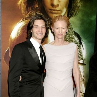 "Ben Barnes, Tilda Swinton in ""The Chronicles of Narnia: Prince Caspian"" New York City Premiere - Arrivals"