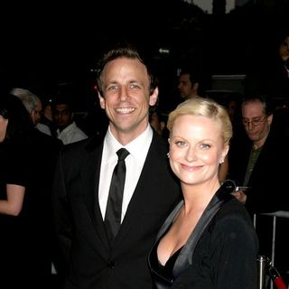 Amy Poehler, Seth Meyers in Time's 100 Most Influential People in the World - Red Carpet Arrivals