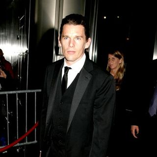 Ethan Hawke in Time's 100 Most Influential People in the World - Red Carpet Arrivals