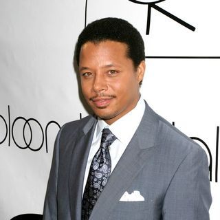 Terrence Howard in The Beat of Chic Party Hosted by Blooomingdales and Vanity Fair - Arrivals