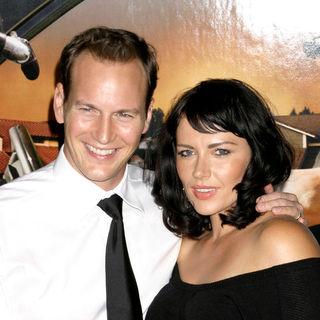 "Patrick Wilson, Dagmara Dominczyk in ""Lakeview Terrace"" New York City Premiere - Arrivals"