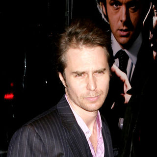 "Sam Rockwell in ""Frost/Nixon"" New York Premiere - Arrivals"