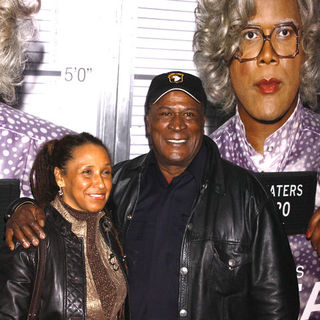 "John Amos in ""Madea Goes to Jail"" New York Premiere - Arrivals"