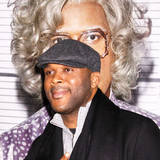 "Tyler Perry in ""Madea Goes to Jail"" New York Premiere - Arrivals"
