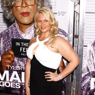 "Robin Coleman in ""Madea Goes to Jail"" New York Premiere - Arrivals"