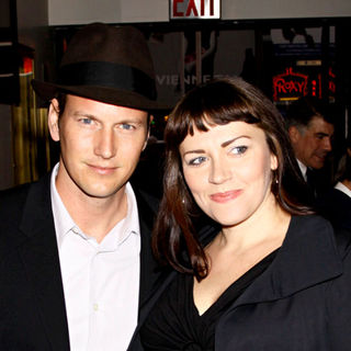 "Patrick Wilson, Dagmara Dominczyk in ""West Side Story"" Broadway Play Opening Night - Arrivals"