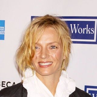 "Uma Thurman in 8th Annual Tribeca Film Festival - ""Whatever Works"" Premiere - Arrivals"