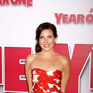 "June Diane Raphael in ""Year One"" New York Premiere - Arrivals"