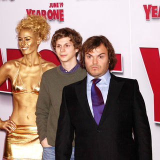 "Jack Black, Michael Cera in ""Year One"" New York Premiere - Arrivals"