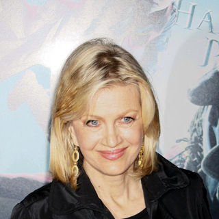 "Diane Sawyer in ""Harry Potter and the Half-Blood Prince"" New York City Premiere - Arrivals"