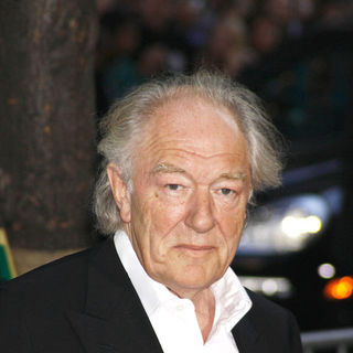 "Michael Gambon in ""Harry Potter and the Half-Blood Prince"" New York City Premiere - Arrivals"