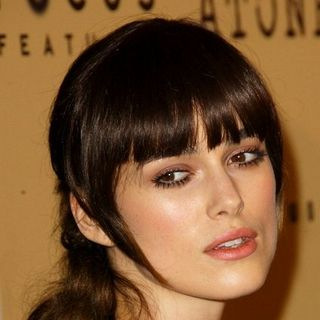 "Keira Knightley in Los Angeles Premiere of ""Atonement"""