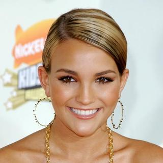Jamie Lynn Spears in 20th Kid's Choice Awards - Arrivals