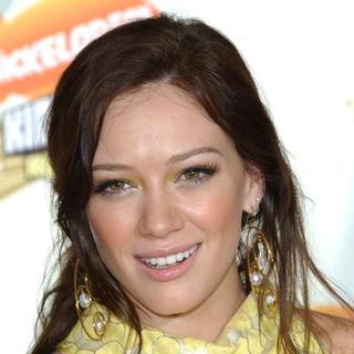 Hilary Duff in 20th Kid's Choice Awards - Arrivals