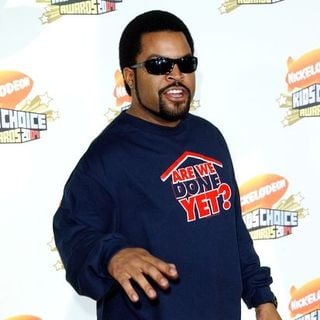 Ice Cube in 20th Kid's Choice Awards - Arrivals