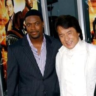 "Jackie Chan, Chris Tucker in Los Angeles Premiere of ""Rush Hour 3"""