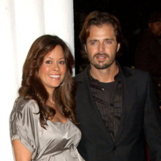 "Brooke Burke, David Charvet in ""The Business Of Being Born"" Los Angeles Premiere - Arrivals"