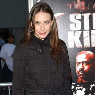 "Claire Forlani in ""Street Kings"" Hollywood Premiere - Arrivals - ALO-013168"
