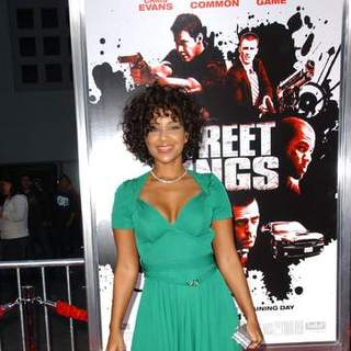 "LisaRaye in ""Street Kings"" Hollywood Premiere - Arrivals"
