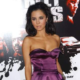 "Martha Higareda in ""Street Kings"" Hollywood Premiere - Arrivals"