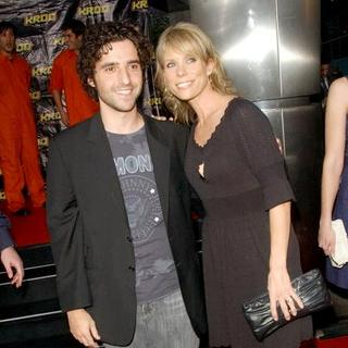 "Cheryl Hines, David Krumholtz in ""Harold & Kumar Escape From Guantanamo Bay"" Los Angeles Premiere - Arrivals"