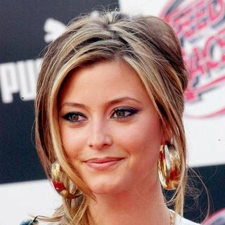 "Holly Valance in ""Speed Racer"" World Premiere - Arrivals"