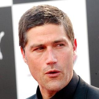 "Matthew Fox in ""Speed Racer"" World Premiere - Arrivals"