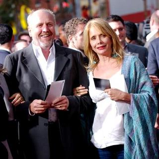 "Rosanna Arquette, J. Michael Riva in ""Iron Man"" Los Angeles Premiere - Arrivals"