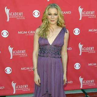 LeAnn Rimes in 43rd Academy Of Country Music Awards - Arrivals