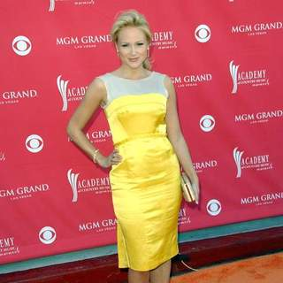 Jewel Kilcher in 43rd Academy Of Country Music Awards - Arrivals