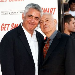 "Alan Arkin, Adam Arkin in ""Get Smart"" World Premiere - Arrivals"