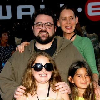 "Kevin Smith in ""WALL.E"" World Premiere - Arrivals"
