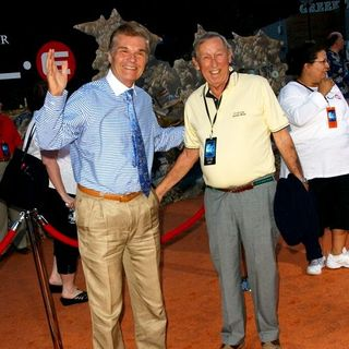 "Fred Willard, Roy Disney in ""WALL.E"" World Premiere - Arrivals"
