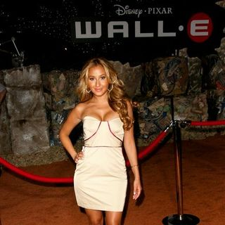 "Adrienne Bailon in ""WALL.E"" World Premiere - Arrivals"
