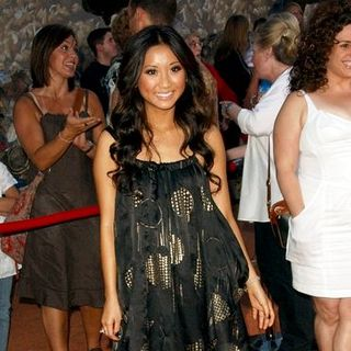 "Brenda Song in ""WALL.E"" World Premiere - Arrivals"