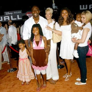 "Terry Crews in ""WALL.E"" World Premiere - Arrivals"