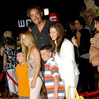 "Brad Garrett, Joely Fisher in ""WALL.E"" World Premiere - Arrivals"