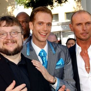 "Doug Jones, Luke Goss, Guillermo del Toro in ""Hellboy 2: The Golden Army"" World Premiere - Arrivals"