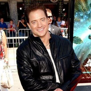 "Brendan Fraser in ""Journey To The Center Of The Earth"" World Premiere - Arrivals - ALO-018761"