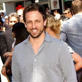 "Seth Meyers in ""Journey To The Center Of The Earth"" World Premiere - Arrivals"