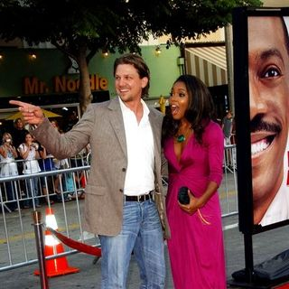 "Gabrielle Union, Marc Blucas in ""Meet Dave"" World Premiere"
